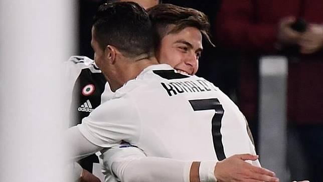 Ternyata Cristiano Ronaldo Dukung Paulo Dybala Gabung Manchester United Lewat Grup Whatsapp