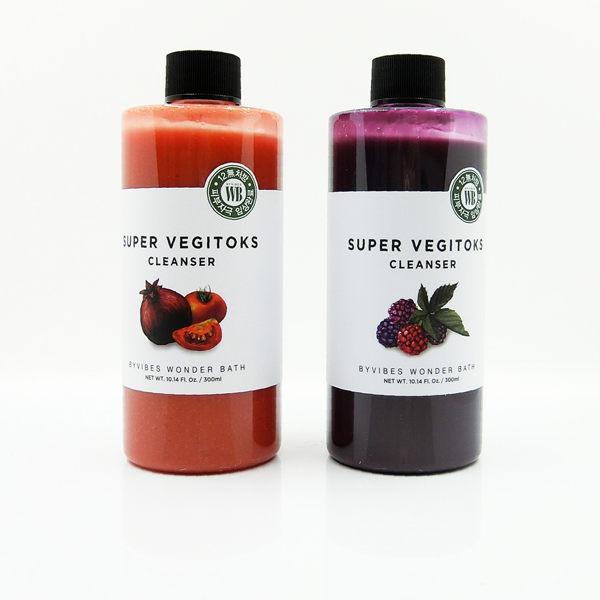 商品名稱: WB Wonder bath 蔬果卸妝洗面乳