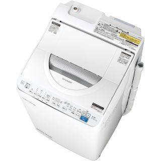 [SHARP]縦型洗濯乾燥機