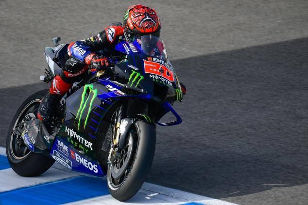 Quartararo Siapkan Strategi Baru Usai Kurang Moncer di Hari Pertama MotoGP Spanyol