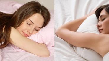 美麗的關鍵就是睡眠!只要跟著做就可以安穩睡好覺囉~