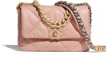 越粉越時尚!粉紅精品包推薦:乾燥玫瑰色、櫻花粉、珊瑚紅美包通通收一波~