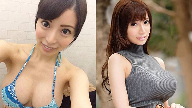 ▲日本AV女優櫻井彩以H罩杯火辣好身材聞名。(圖/翻攝推特)