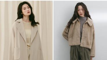 女生秋冬超實穿推薦!保暖好看絕對必買的韓系大衣