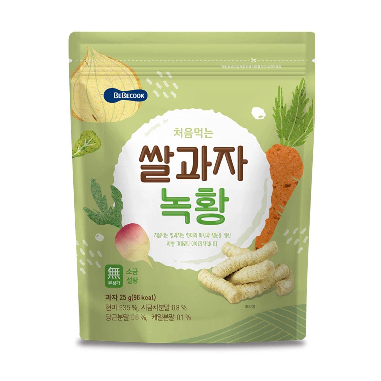 BEBECOOK品牌連續6年獲得韓國輔食第一名!!不含人工香料、人工色素,讓寶貝吃得安心;媽咪也放心入口即化口感,讓寶貝愛不釋手一根接一根;知名韓國品牌BEBECOOK來了!!品牌連續4年獲得韓國輔食