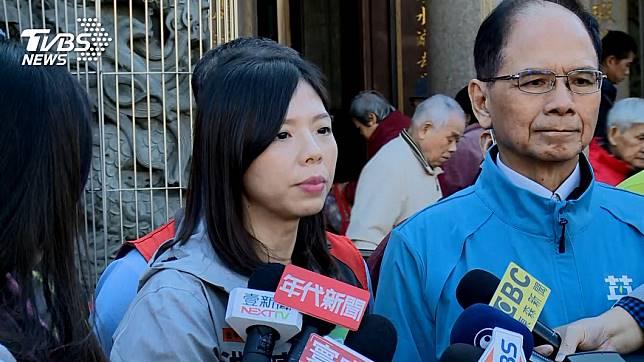 無黨籍前立委洪慈庸,被立法院長游錫堃任命為立法院有給職機要顧問。(圖/TVBS資料畫面)