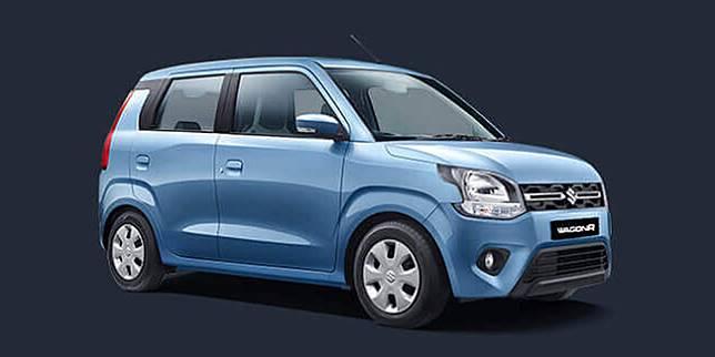 Suzuki Wagon R (Suzuki India)