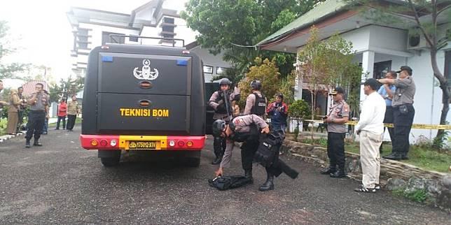 Detonator Meledak di Kejari Parepare Mantan Kapolres: Saya Sudah Bilang Kan?
