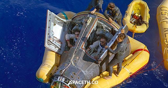 Gemini 8 ภารกิจแรกและเกือบจะเป็นภารกิจสุดท้าย ของชายคนแรกที่ได้เหยียบดวงจันทร์