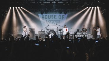 HOUSE OF VANS ASIA TOUR 台北站精彩落幕