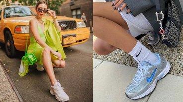取代老爹鞋的就是「它」!這 4 雙時裝週「曝光度最高」女鞋肯定是下一波趨勢!網友:終於換了⋯