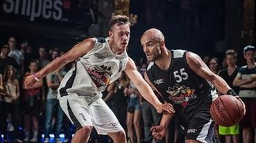 前進南台灣捉對單挑 勝者封王 2015 Red Bull King of the Rock 一對一街頭籃球激鬥 台灣區決賽7月18日火熱開打