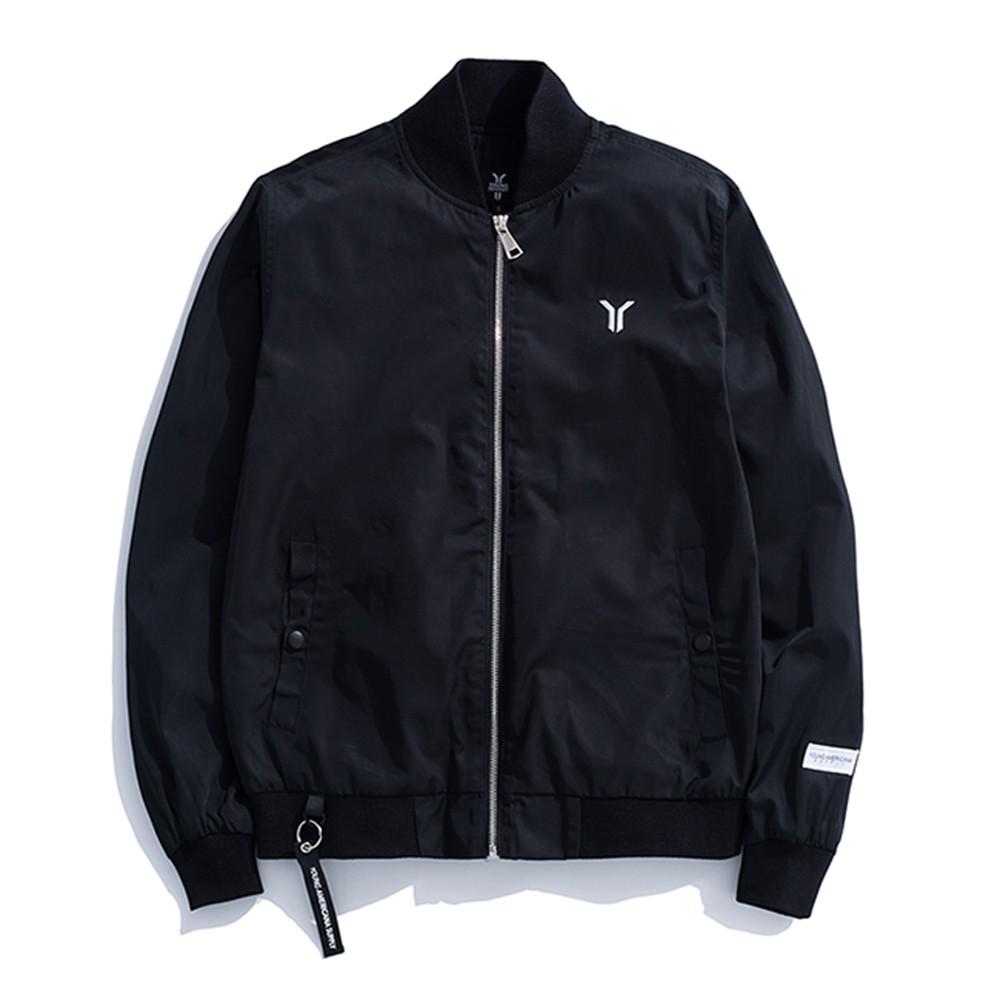 品牌:Y.A.S 品名:Y.A.S 美式極簡飛行夾克-黑 原價1980 材質:聚酯纖維 聚酯纖維 -因電腦解析度及螢幕等問題會有色差差異,以收到的商品實品為準。 -下單前欲確認貨量及任何問題歡迎使用聊