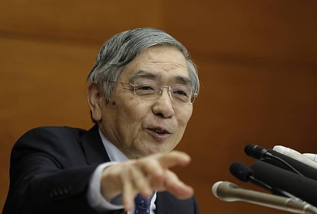 Governor Haruhiko Kuroda Photographer: Kiyoshi Ota/Bloomberg