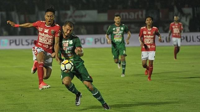 Menang Tipis atas PSMS Medan, Bali United Raup Poin Penuh