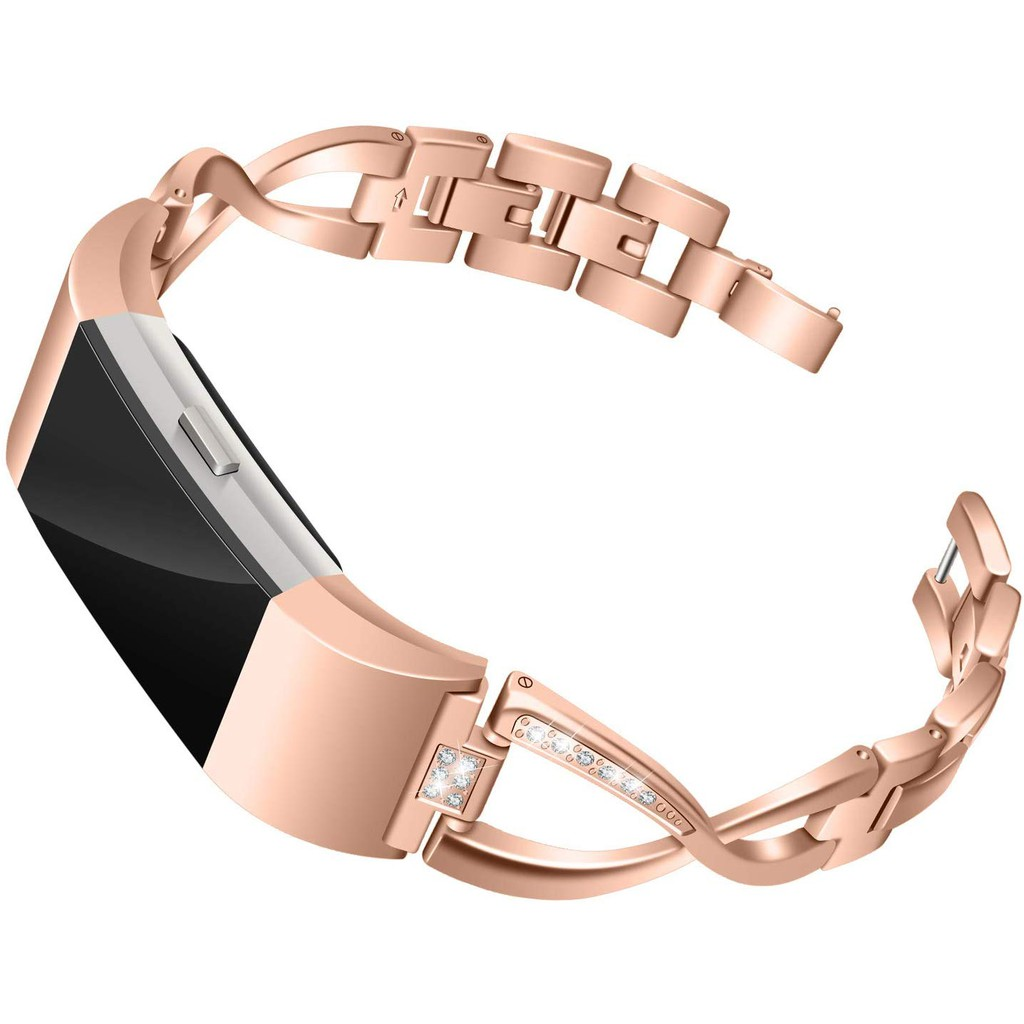 Suitable for 5.5 -8.1 inch wristsMaterial: High quality metal which is well polished and colored by