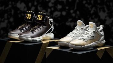 官方新聞 / adidas BHM 黑人歷史月紀念版球鞋臺灣正式發售