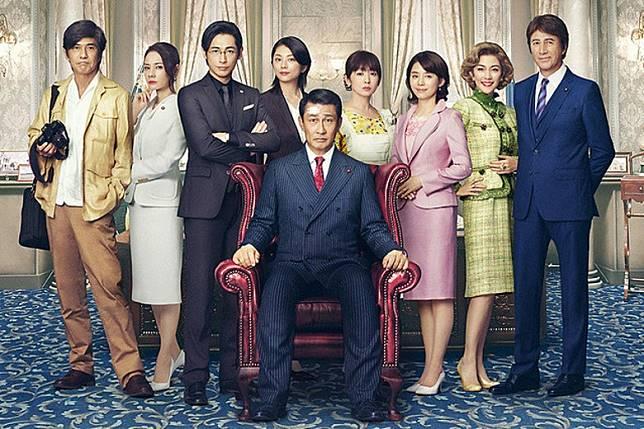 《失憶的總理大臣》在日本十分賣座。