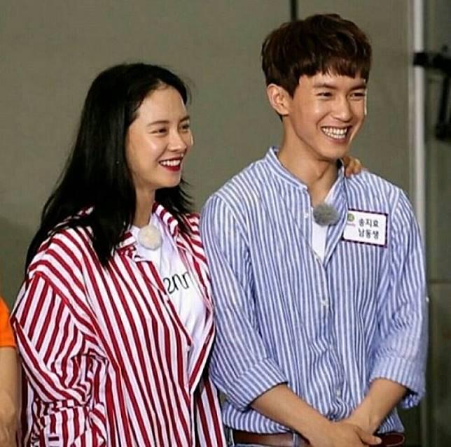 Song Ji Hyo dan Cheon Seong Moon