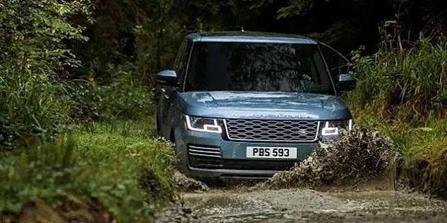 Land Rover Range Rover (The Sun)