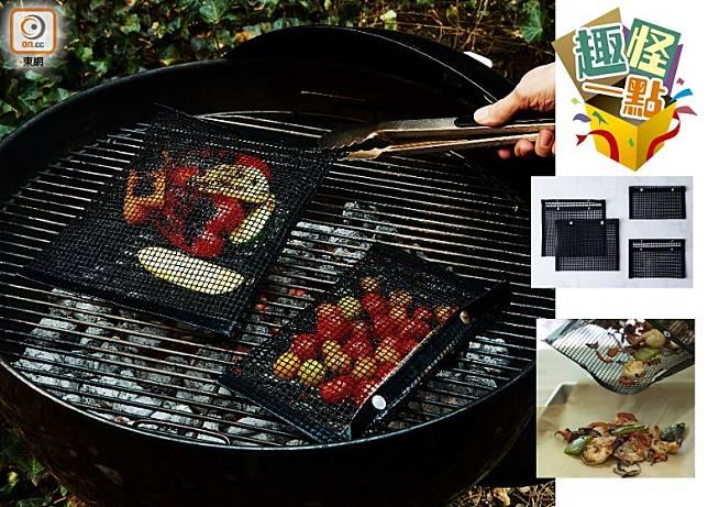 秋日BBQ,袋住方便燒。(互聯網)
