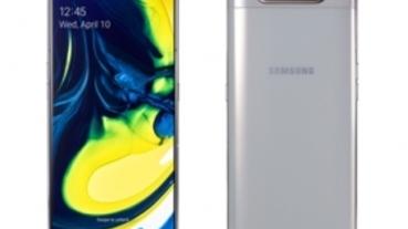 三星 Galaxy A80 新機確認 4/15 將登台亮相