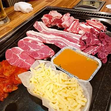 実際訪問したユーザーが直接撮影して投稿した大久保韓国料理韓国飲食店ドヤジ屋の写真