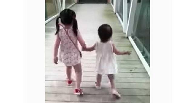 開心幫錄影!下秒1歲女兒「墜空橋大洞」慘死 媽目睹崩潰