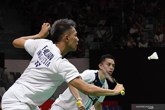 Indonesia pastikan satu wakil di final Indonesia Masters