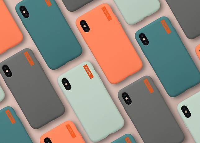 現時該款電話殼只有iPhone 7/8/X/XS用的款式,顏色方面有深灰、珊瑚紅、珍珠綠及藍灰四種。(互聯網)