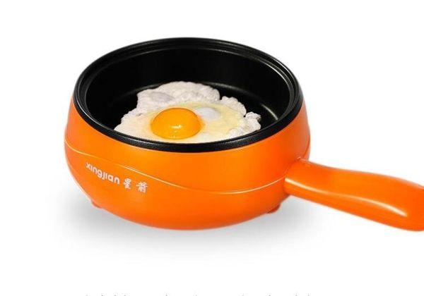 煮蛋器多功能煮蛋器家用迷你電煎鍋蒸蛋器煎蛋器自動斷電早餐機神器YYS