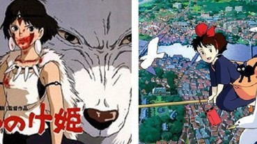 部部都經典,不可錯過的宮崎駿的十大動畫片