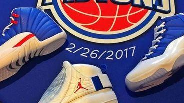 新聞分享 / 活塞魂不滅 Richard Hamilton 公開更多專屬 Air Jordan PE