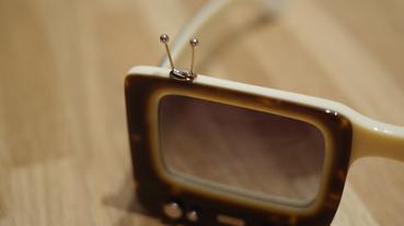 LADY GAGA愛用精品眼鏡品牌LINDA FARROW @ JUICE TW 限定販售