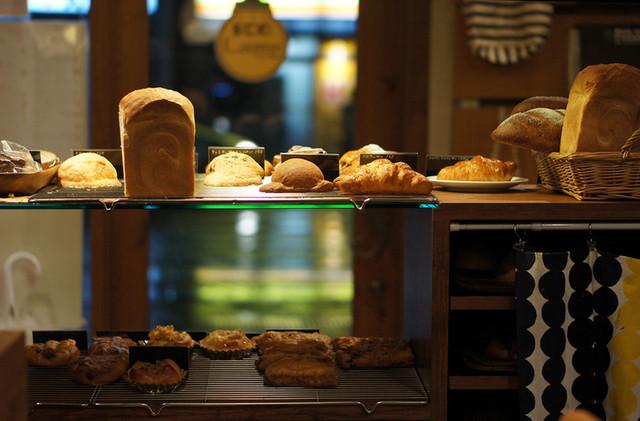 福岡咖啡 Lamp麵包