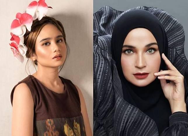 Kolase Tissa Biani dan Shireen Sungkar