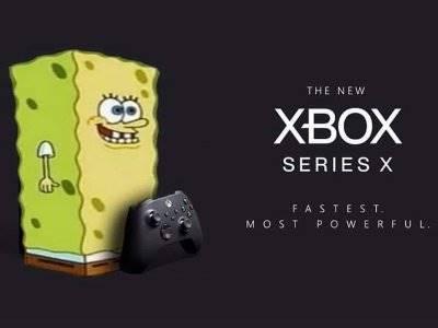 Kumpulan Meme Kocak Seputar Console Terbaru Xbox Series X!