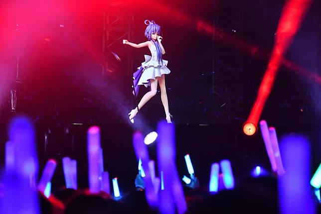 China's virtual idols meet their fans at the intersection of entertainment and technology