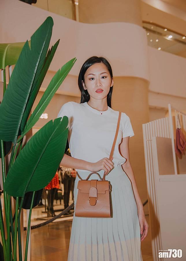 IG大熱手袋品牌Senreve 太古廣場開快閃店 率先賣亞洲限定系列
