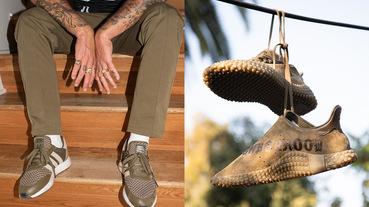 日本街頭與 LA 地下藝術碰撞 adidas Originals by NEIGHBORHOOD