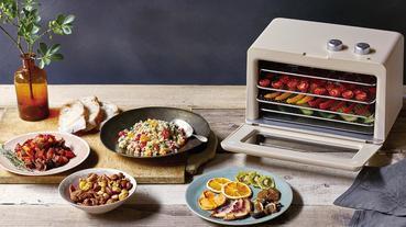 日本麗克特新廚房家電「迷你飯鍋」、「食物乾燥機」還有米奇米妮三明治機樣樣都太好買!