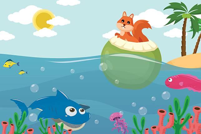 Dongeng #SentuhanIbu: Persahabatan Ikan Gabus dan Tupai