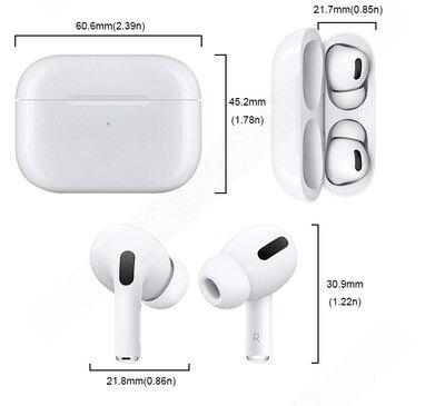 現貨免運 AirPods Pro 3 三代旗艦版藍芽耳機 新款Pro無線耳機 藍牙耳機 公司貨 支持安卓蘋果 開蓋彈窗 觸摸按鍵【下單預購 4天出貨】 此商品不含7天鑒賞期 收到貨拆封後 非質量問題即