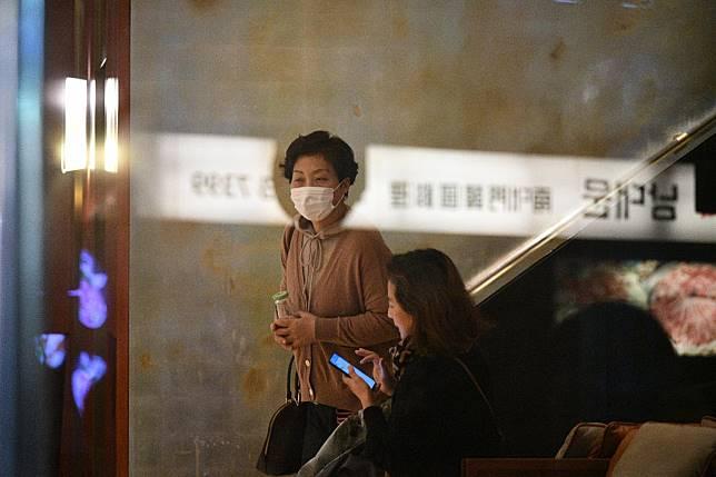 男病患家屬曾經入住的尖沙嘴皇悅酒店。
