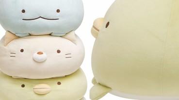 日本超可愛「胖嘟嘟抱枕」網路大人氣 全部疊在一起簡直超療癒!