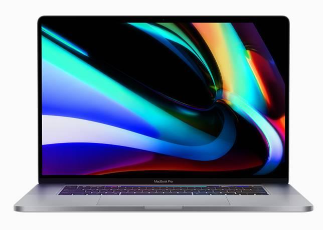 Apple เปิดตัว MacBook Pro รุ่น 16 นิ้ว