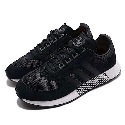 品牌: ADIDAS型號: EE3656品名: Marathon x 5923配色: 黑色 白色特點: 愛迪達 透氣 舒適 Boost 避震 經典 黑白