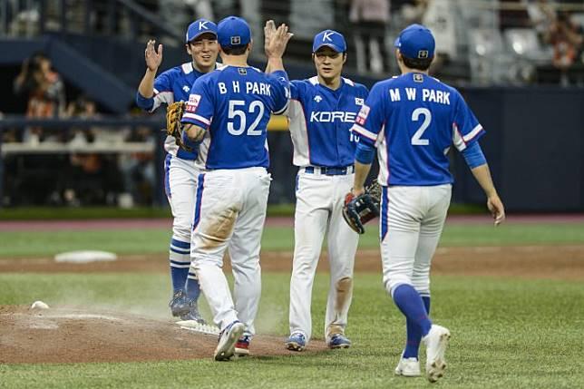 12強韓國隊/WBSC大會提供