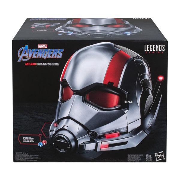 《 MARVEL 》復仇者聯盟電影 傳奇收藏頭盔 - 蟻人╭★ JOYBUS玩具百貨