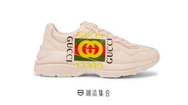Gucci 全新 Rhyton Sneaker 復古運動鞋登場!